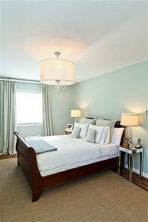 Palladian Blue Bedroom | palladian blue by benjamin moore 5 paint colors that