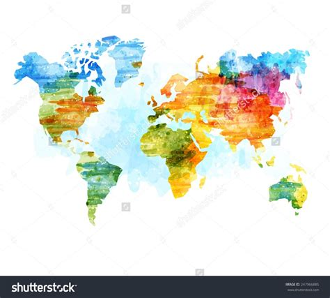 world map home decor artistic world maps home decor clipgoo