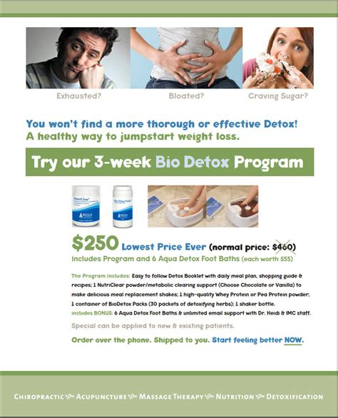 Glendale Detox by 3 Step Detoxification Innermovement Wellness Center