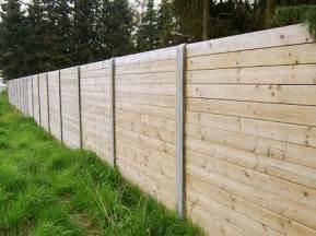 prix d une cloture de jardin en bois et beton maison en