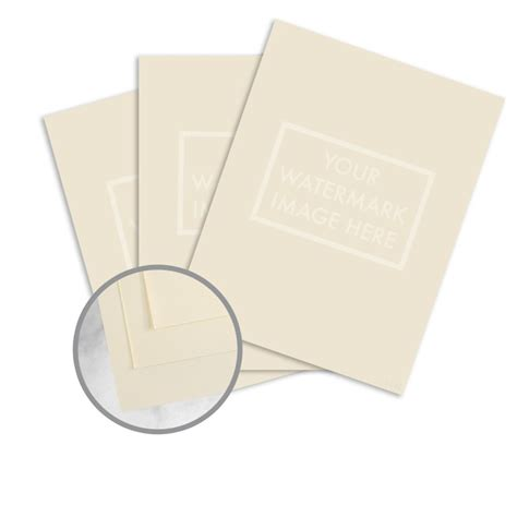 How To Make A Watermark On Paper - soft white paper 8 1 2 x 11 in 24 lb writing smooth