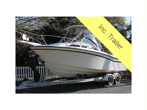 second hand grady white boats grady white 24 voyager in florida power boats used 85156