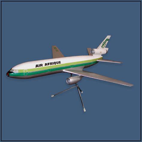 comptoir aviation notamment vendu mcdonnell douglas dc 10 air afrique