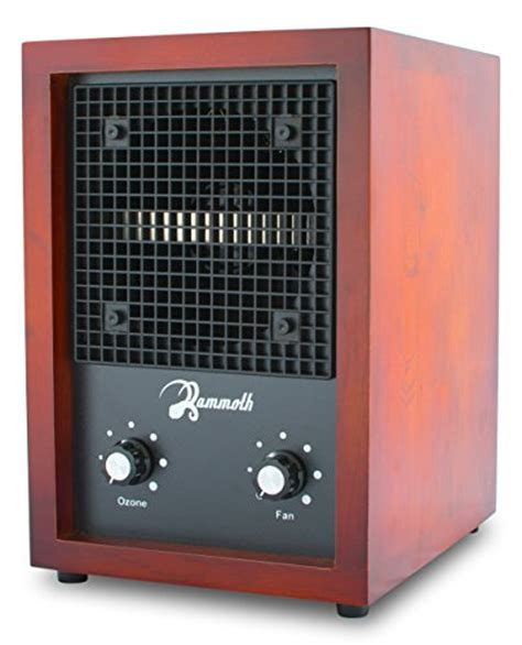 Living Air Classic Air Purifier by Mammoth Classic Alpine Living Fresh Ozone Ionic Ionizer