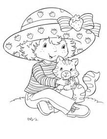 dessins 224 colorier charlotte aux fraises coloriages pour enfants
