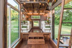 Tiny Homes Interior the alpha tiny home tiny house design