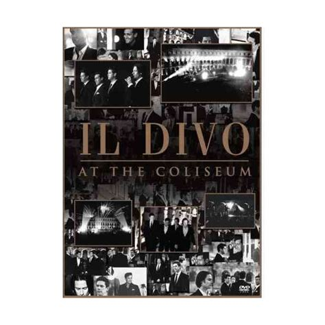 il divo coliseum the store il divo at the coliseum dvd