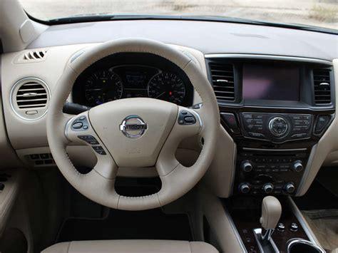 2014 Nissan Pathfinder Interior by Drive 2014 Nissan Pathfinder Hybrid Autobytel