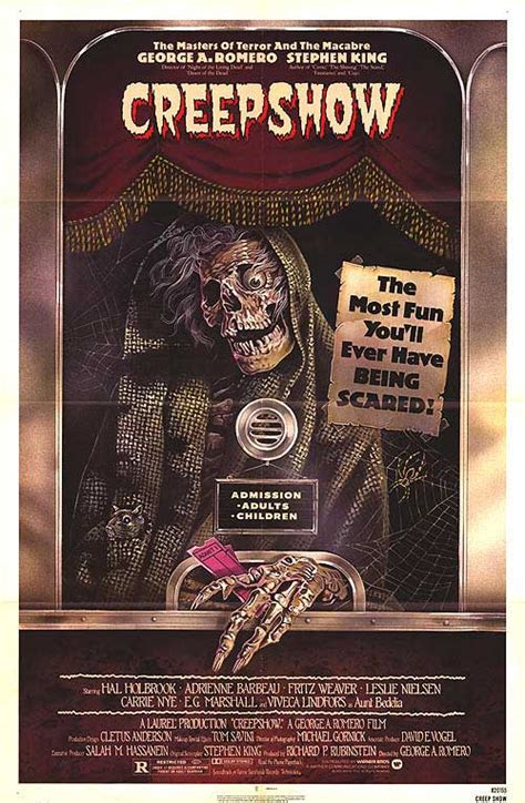 carrion comfort movie horror month day 10 creepshow the robot s pajamas