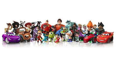 Disney Infinity Characters Forget Marvel Disney Infinity Needs More Disney Gamesbeat By Mike Minotti