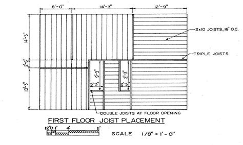 floor framing plan floor joist plan www pixshark com images galleries