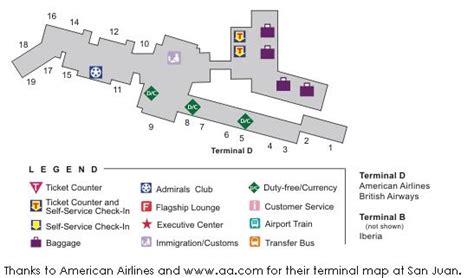 Car Rental San Juan Cruise Port by Airport Maps