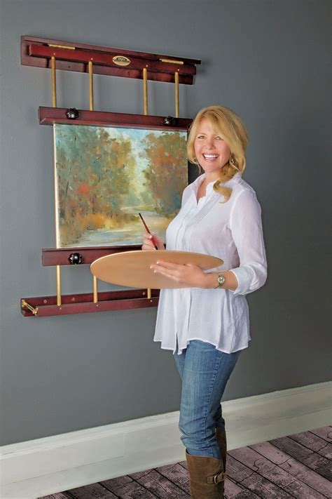 build   wall easel woodworking projects plans