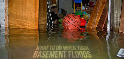 what to do if your basement floods flooded basement cleanup 101 drying out a basement