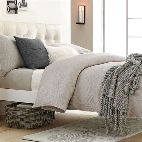 the organic bedroom the organic bedding for healthy bedroom from west elm