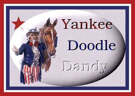 yankee doodle real name yankee doodle dandy