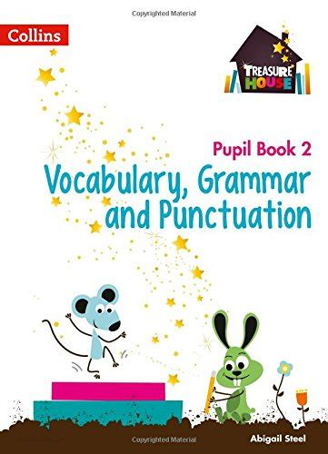 treasure house year 2 vocabulary grammar and punctuation pupil book treasure house