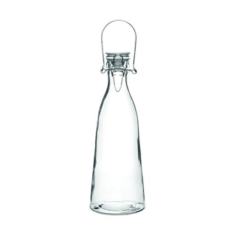 swing top flask swing top conical bottle 108cl 38oz noble express
