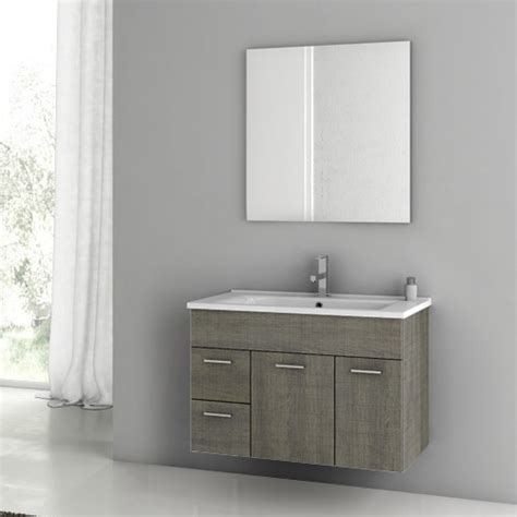 33 inch customizable bathroom vanity set contemporary
