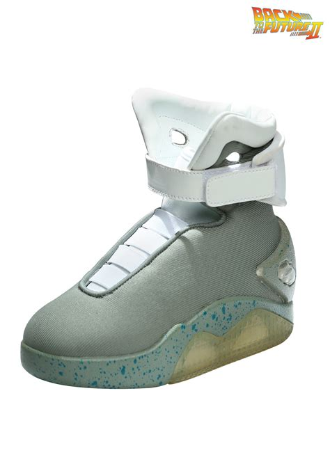 child shoes back to the future shoes for