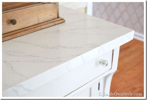 how to paint faux marble countertop 15 amazing diy kitchen countertop ideas