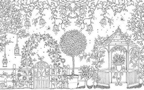 secret garden colouring book ireland colouring in for grown ups is my guilty pleasure the