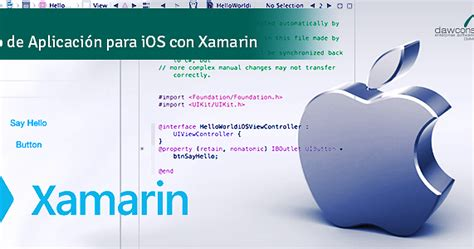 tutorial xamarin ios español dw software tutorial desarrollo de aplicaci 243 n para ios