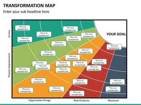 transformation is you the 1 year plan to becoming the best you books transformation map powerpoint sketchbubble