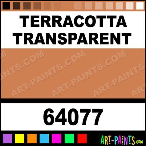terracotta transparent pro color airbrush spray paints 64077 terracotta transparent paint