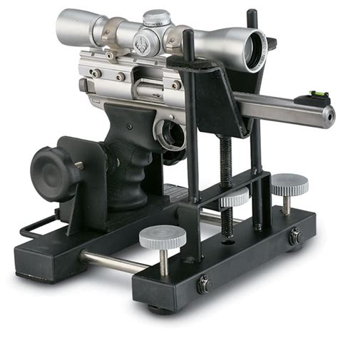 pistol bench rest parallax pistol sighting rest 86580 shooting rests at