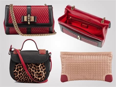 Christian Louboutin Ironica Handbag by Christian Louboutin S New Handbag Collection