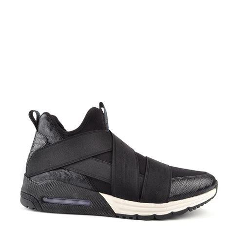 ash shoes ash footwear mens matrix black trainer ash footwear