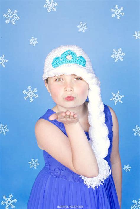 free pattern elsa crochet hat frozen princess elsa inspired hat interweave