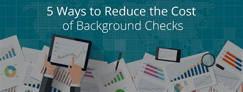 Cost For Background Check Verifirst Background Screening Cost Of A Background Check