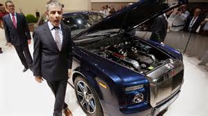 Rolls Royce 9 0 L V16 Engine Automotive Weekly The V16 Rolls Royce That Never Was