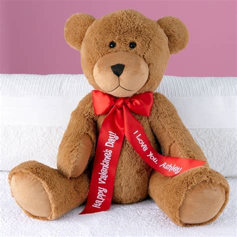 big valentines day bears walmart image gallery oversized teddy bears