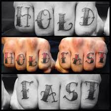 tattoo meaning hold fast nautical tattoos what do they all mean sail on board
