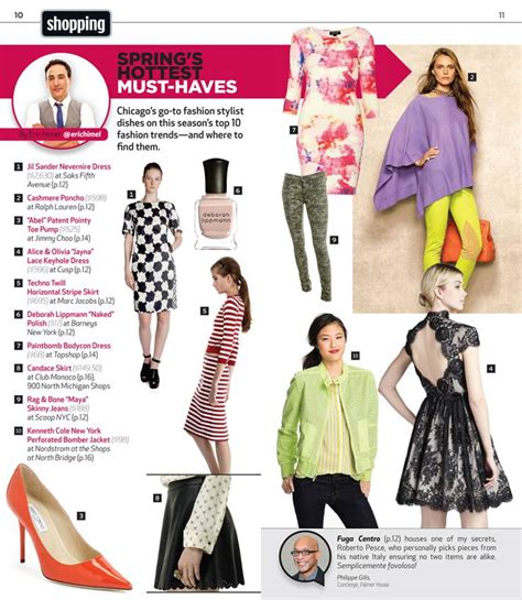 Top 10 Fashion Must Haves Of 2007 by S Must Haves Eric Himel