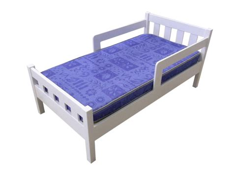 toddler bed mattress optional extra mattress toddler s bed the room