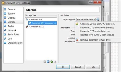 install linux iso usb windows 7 installing full linuxmint 17 1 to a removable usb drive