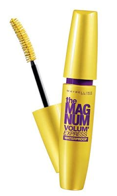 Mascara Waterproof Murah maybelline magnum volume express waterproof mascara harga