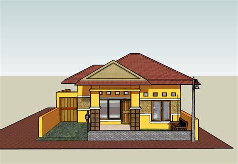 contoh gambar desain rumah minimalis modern idaman 2 rumah minimalisku