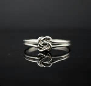 Celtic Infinity Knot Ring Infinity Ring From Indulgentdesigns On
