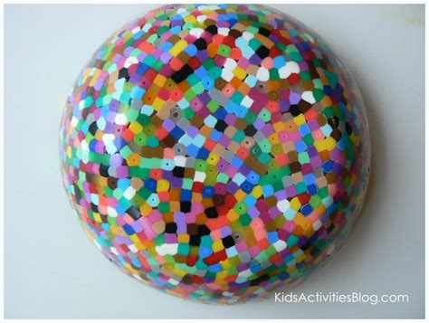 melted bead bowl at home melty crafts