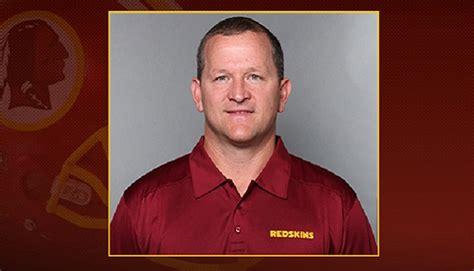 joe barry washington redskins fire four assistant coaches 105 9 fm