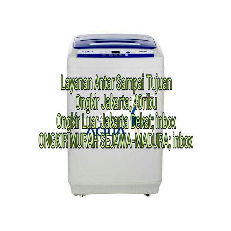 Mesin Cuci Sanyo 7 5 Kg jual asw 89xtf sanyo mesin cuci 1 satu tabung top loading