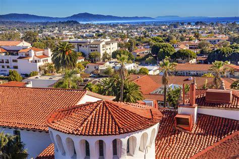 Pch To Santa Barbara - bezienswaardigheden santa barbara tioga tours