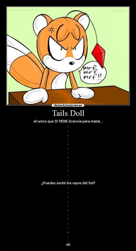 Tails Doll Meme - tails doll curse memes