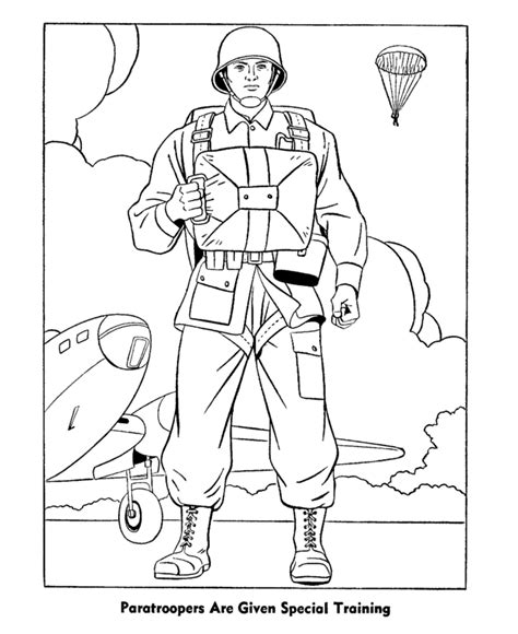 Soldier Coloring Pages For Kids Coloring Home Coloring Pages For Soldiers