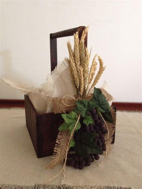 arreglo con panes break basket for boy for first communion canasta para pan